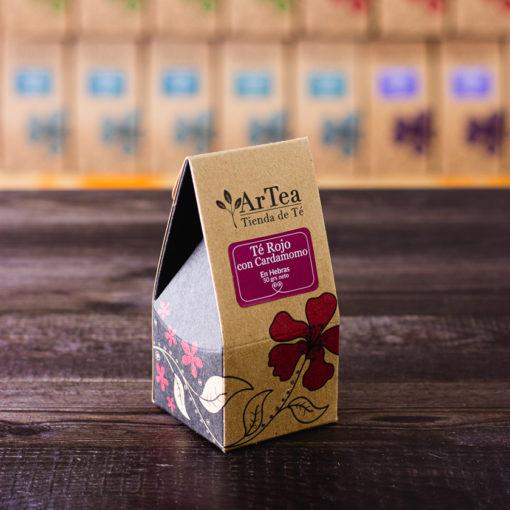 ArTea - Té Rojo Pu-Erh con Cardamomo - 50 grs